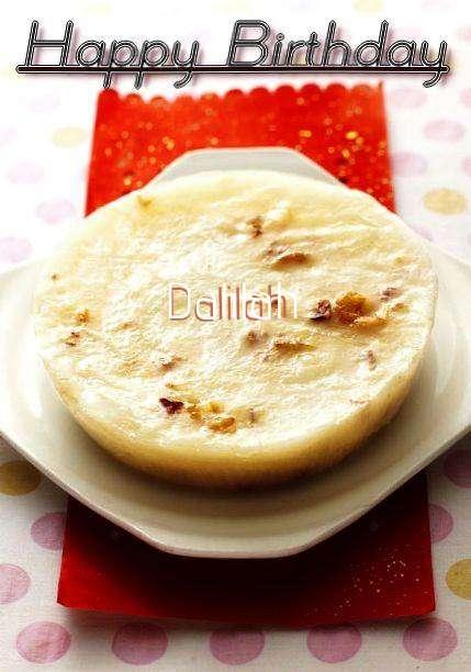 Dalilah Birthday Celebration