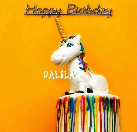 Wish Dalilah