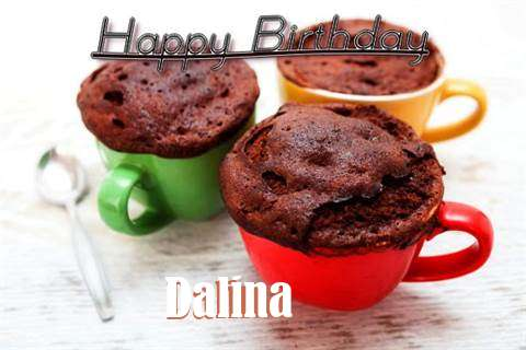 Birthday Images for Dalina