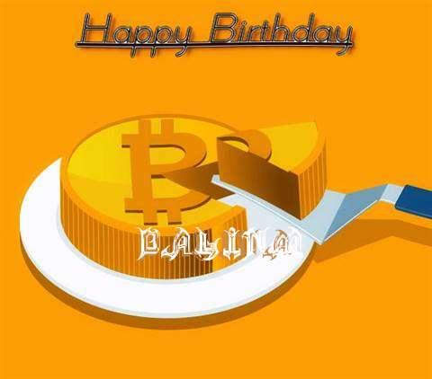 Happy Birthday Wishes for Dalina