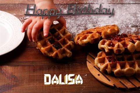 Happy Birthday Wishes for Dalisa