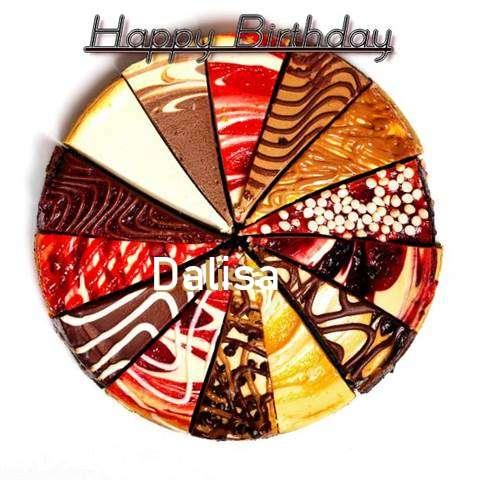Happy Birthday to You Dalisa