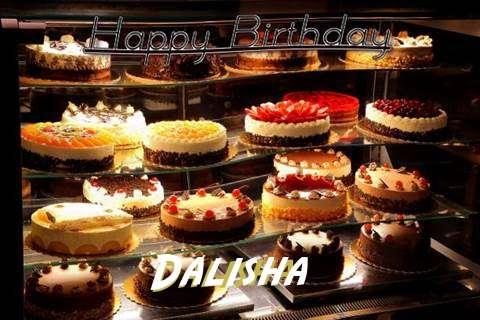 Happy Birthday to You Dalisha