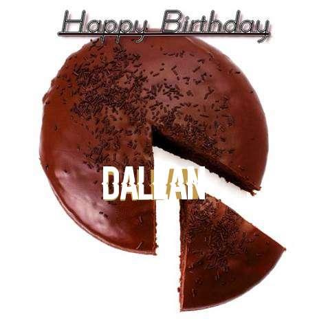 Dallan Birthday Celebration