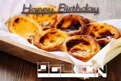 Happy Birthday Wishes for Dallan