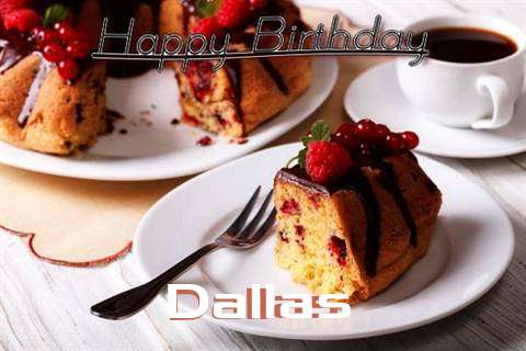 Happy Birthday to You Dallas