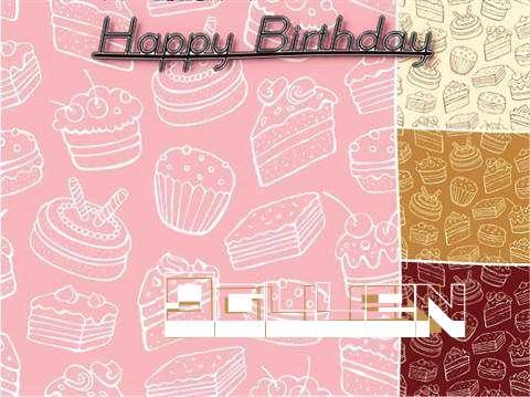 Happy Birthday to You Dallen