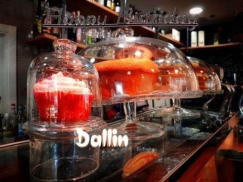Happy Birthday Wishes for Dallin