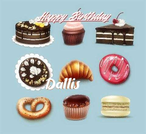 Happy Birthday Dallis