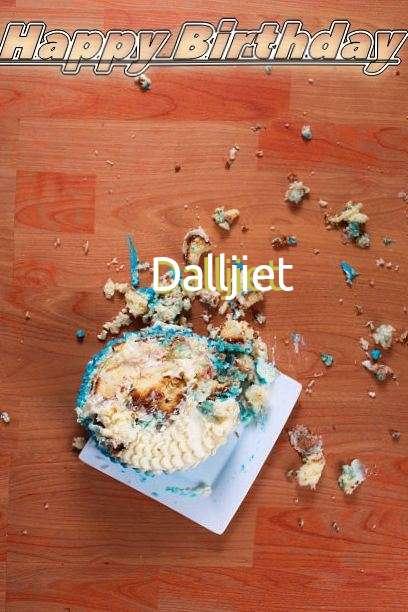 Dalljiet Cakes