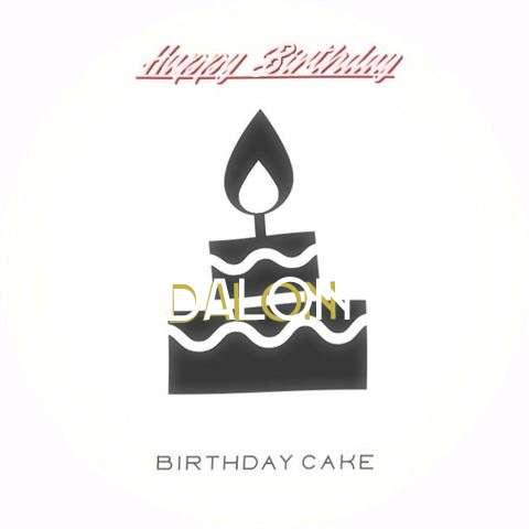 Happy Birthday to You Dalon