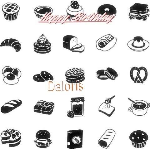 Daloris Birthday Celebration