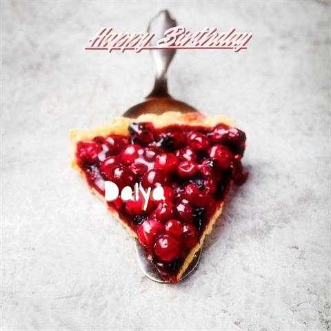Birthday Images for Dalya