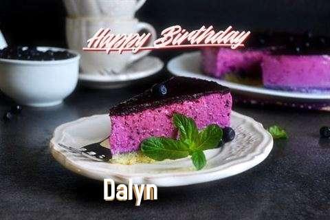 Dalyn Birthday Celebration