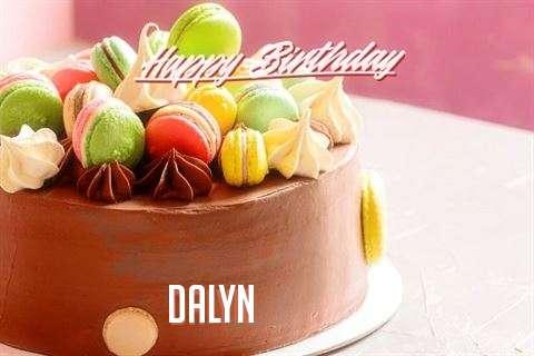 Happy Birthday Cake for Dalyn