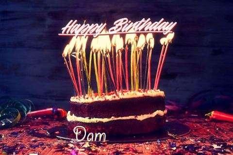 Happy Birthday to You Dam