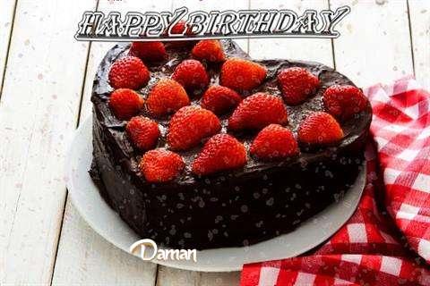 Daman Birthday Celebration