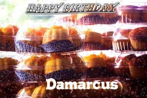 Happy Birthday Wishes for Damarcus