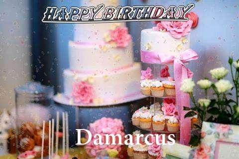 Wish Damarcus