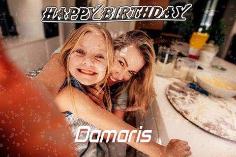 Happy Birthday Damaris