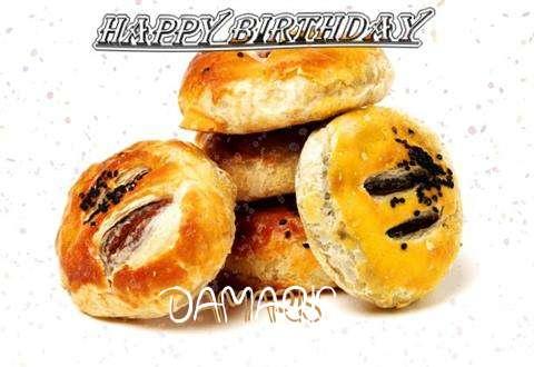 Happy Birthday to You Damaris