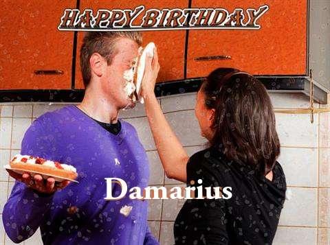 Happy Birthday to You Damarius
