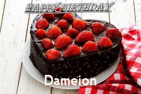Dameion Birthday Celebration