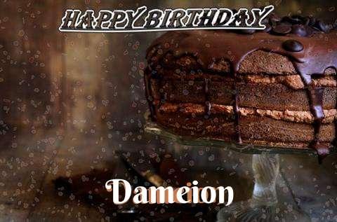 Happy Birthday Cake for Dameion