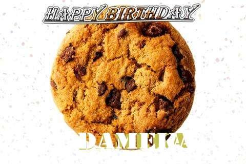 Dameka Birthday Celebration