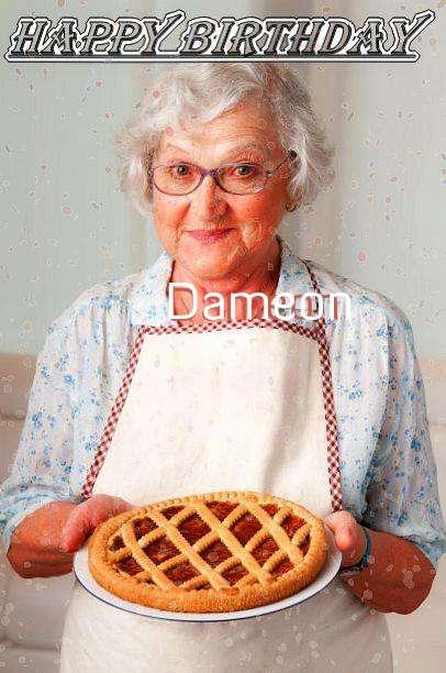 Happy Birthday to You Dameon
