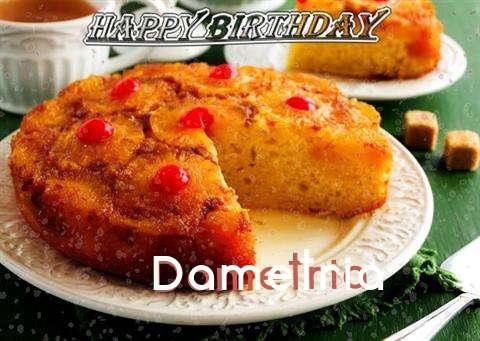 Birthday Images for Dametria