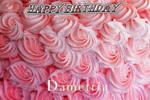 Dametria Birthday Celebration
