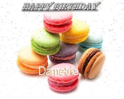 Wish Dametria