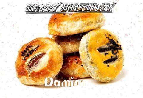 Happy Birthday to You Damian