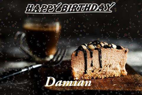 Damian Cakes