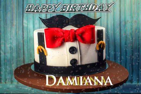 Damiana Cakes