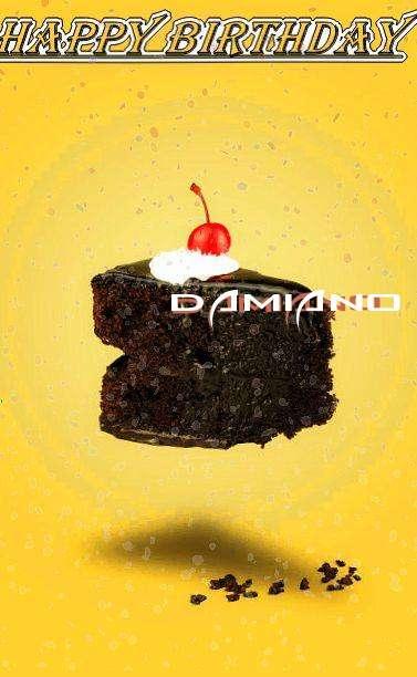 Happy Birthday Damiano