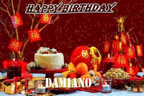 Wish Damiano