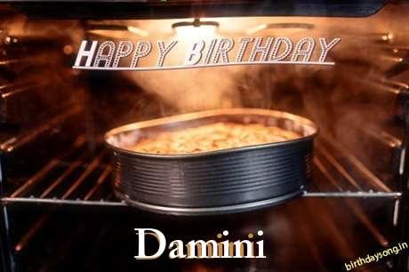Happy Birthday Damini