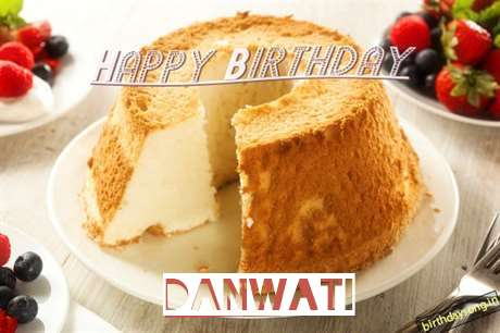 Happy Birthday Wishes for Danwati