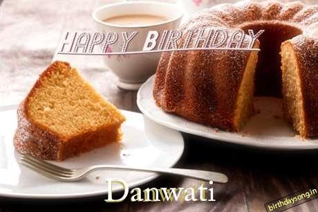 Happy Birthday to You Danwati