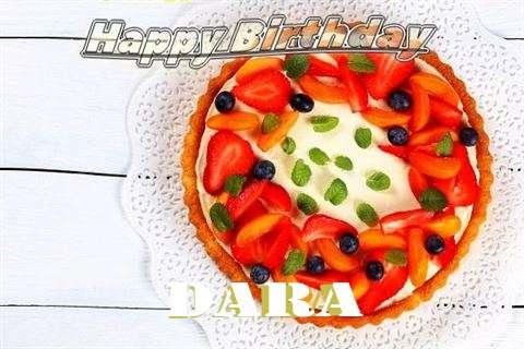 Dara Birthday Celebration