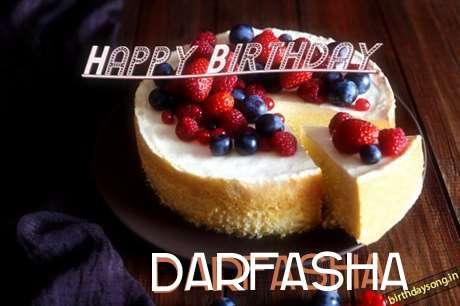 Happy Birthday Wishes for Darfasha