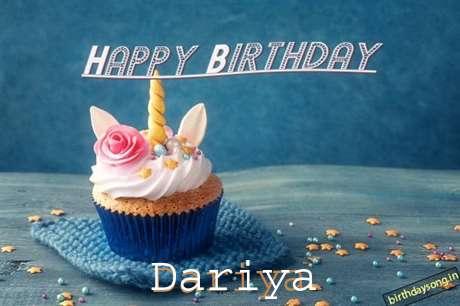 Happy Birthday Dariya