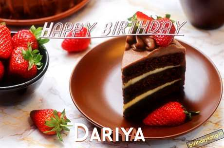 Birthday Images for Dariya