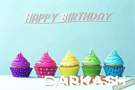 Birthday Images for Darkash