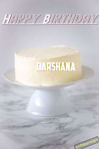 Birthday Images for Darshana