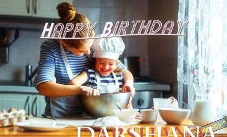 Happy Birthday Wishes for Darshana