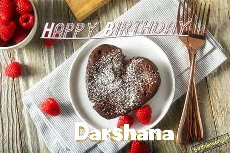 Happy Birthday to You Darshana