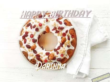 Happy Birthday Wishes for Darshna